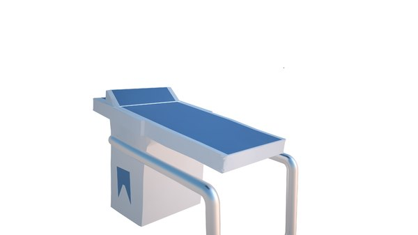 pool jumping platform 3D