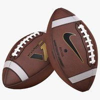 American Football Sports Ball Nike Vapor One