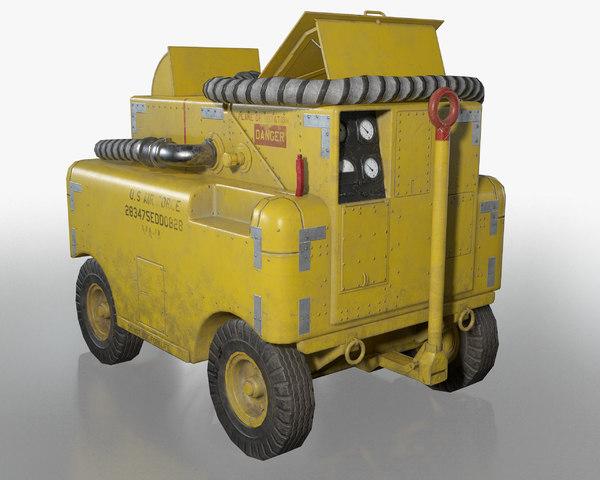 ma-1a start cart 3D