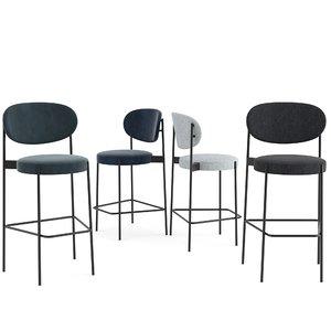 series 430 bar stool model