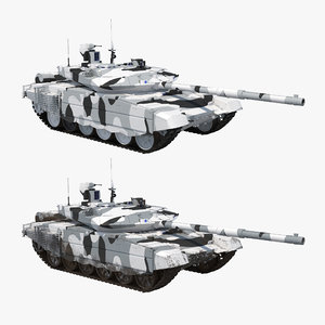 t-90 ms winter model