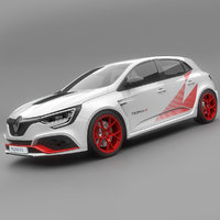 Renault Megane R.S. TROPHY-R 2019