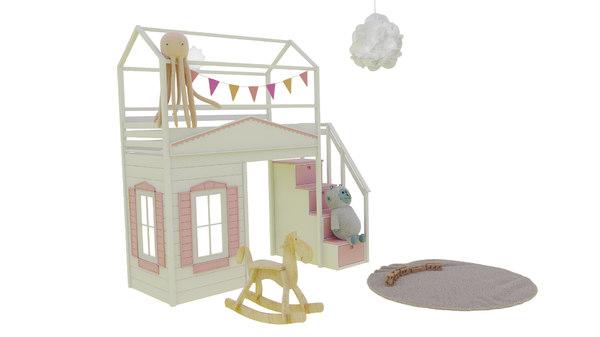 children s toys 3D