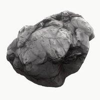 Meteor Asteroid Rock 4K(4)