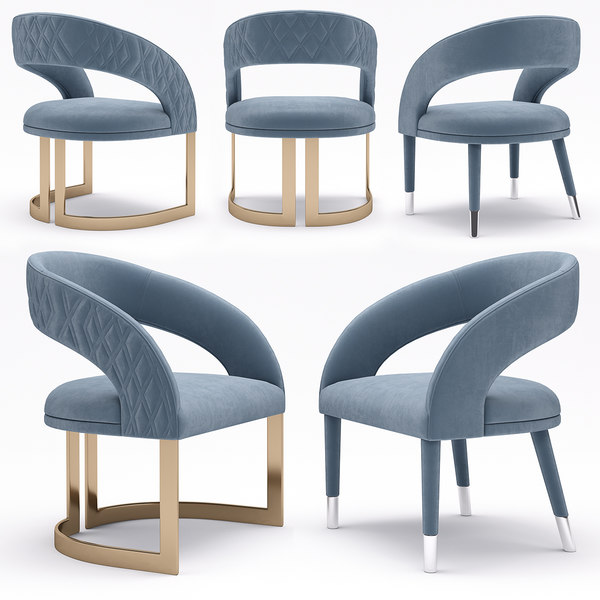 3D smania chair gatsby