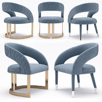 3D smania chair gatsby