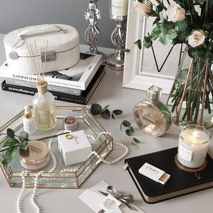 decorative set dressing 3D