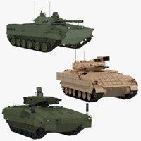 m2a3 ifv 3D model
