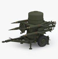 Rapier Missile Launcher
