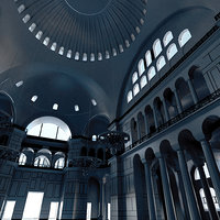 accurate hagia sophia 3D model