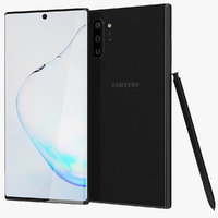 Samsung Galaxy Note 10 Plus Aura Black