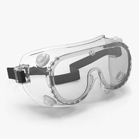 Scientific Safety Goggle