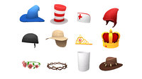 Hats Pack 6