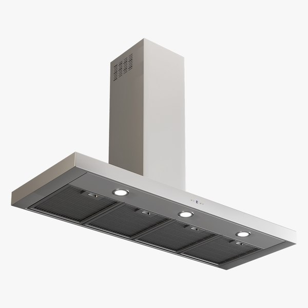 3D realistic hood neutral model