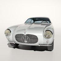 Maserati A6G Zagato
