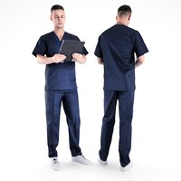 Male surgical doctor 01