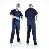 Male surgical doctor 02