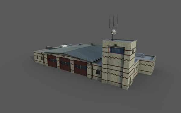 station pbr 3D