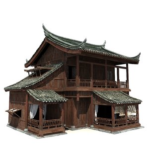 collection generic 3D model
