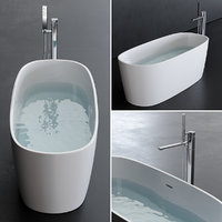 Disenia Loop Bathtub