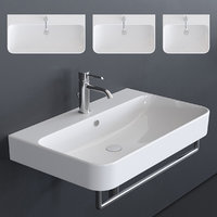 Ceramica Catalano Green Wall-mounted Washbasin