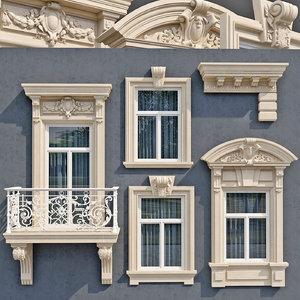 windows style modern classics 3D