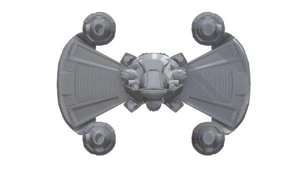 3D gunstar guns
