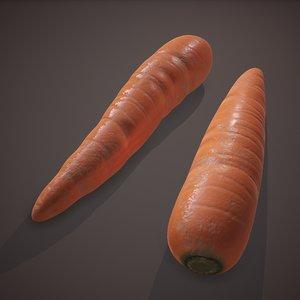 carrots 3D