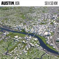 Austin 50x50km