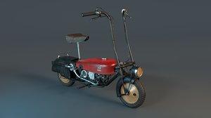 1950 brockhouse corgi 3D