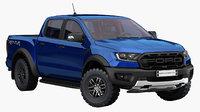 Ford Ranger Raptor 2019 (Low Interior)