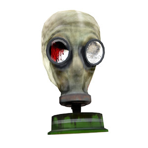 3D gasmask
