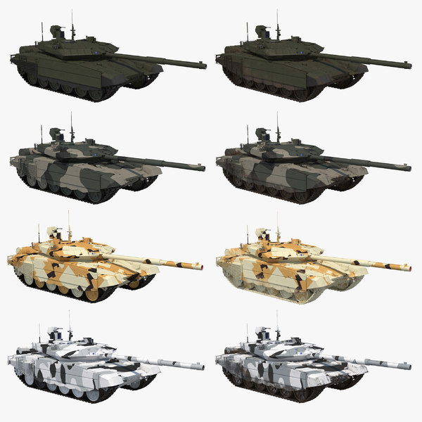 3D t-90 ms color model