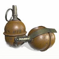 rgd-5 grenade model