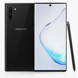 3D samsung galaxy note10
