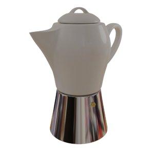 espresso pot 3D model