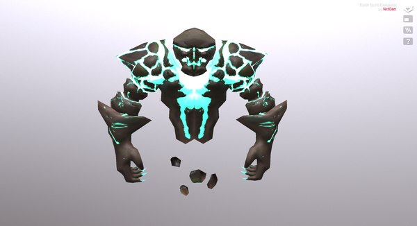 spirit elemental 3D