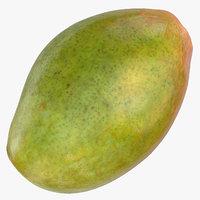 3D mango 05 model