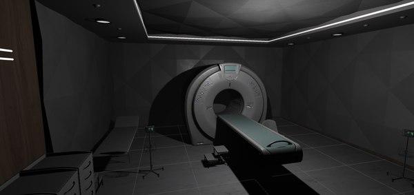 3D tomography - interior props