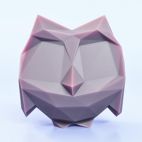 owl owlet 3D