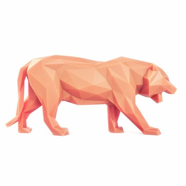 3D model tiger pose