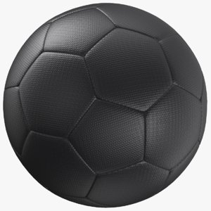real soccer ball 3D