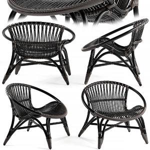 furniture chair 3D