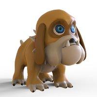 Bulldog Toon