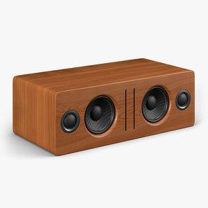 audioengine b2 wireless speaker 3D model