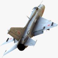 MiG-21MF/PF