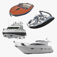 3D motor yachts 2