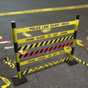 police line 3D