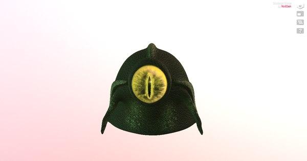 slime animations 3D model