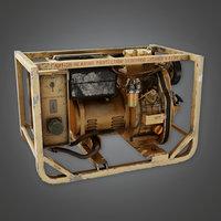 3D dekogon military model